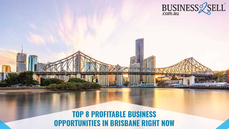 Top 8 Profitable Business Opportunities In Brisbane Right Now