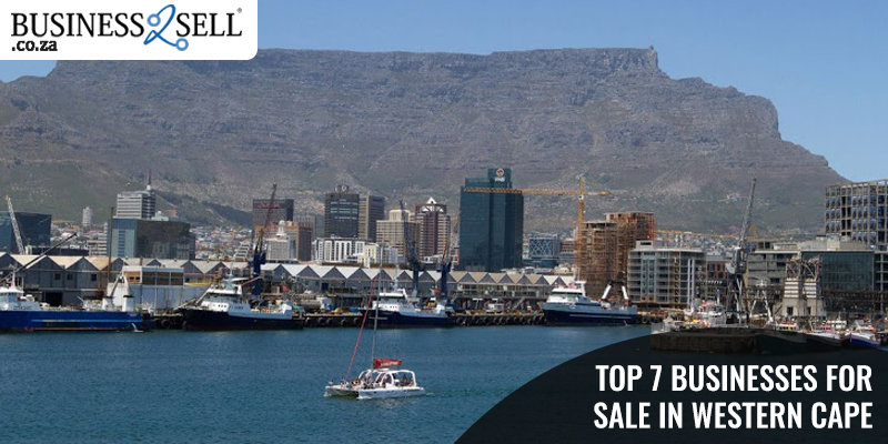 Top 7 Businesses For Sale In Western Cape