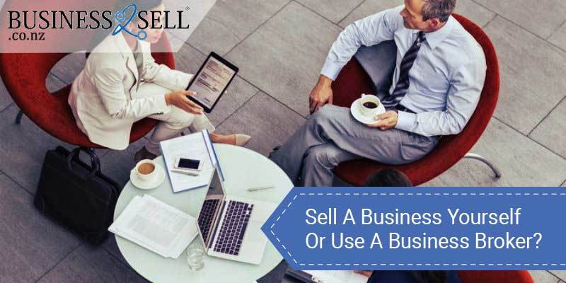 Sell A Business Yourself Or Use A Business Broker?