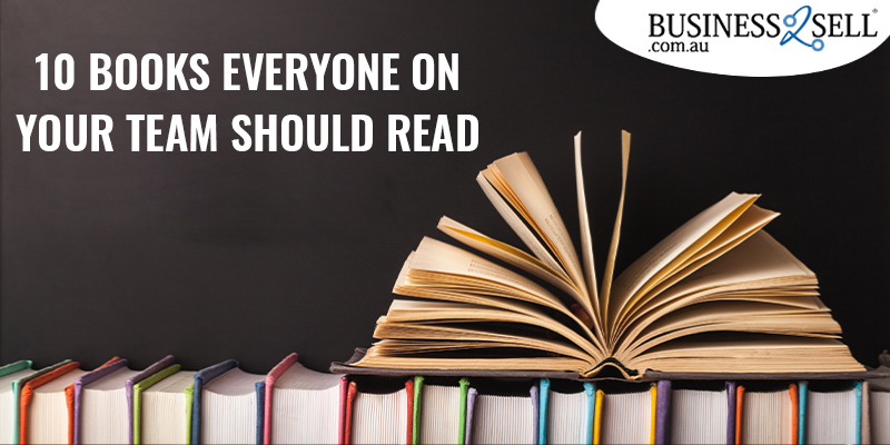 10 Books Everyone On Your Team Should Read