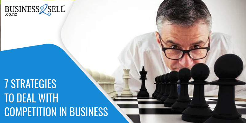 7 Strategies To Deal With Competition In Business